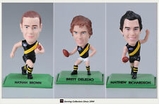 2008 Select AFL STARS COLOR FIGURINES TEAM SET (3)-RICHMOND