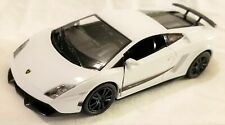 RMZ City - 1:32 Scale Model Lamborghini Gallardo LP 570-4 White (BBUF555998W)