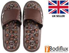 Acupuncture Foot & Body Reflexology Therapy and Feet Massage Slippers Shoes UK