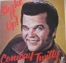 CONWAY TWITTY - SHAKE IT UP - LP