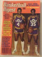 Basketball Digest Adrian Dantley Darrell Griffith April 1981 042519nonrh