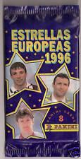 RARE 1996 PANINI ESTRELLAS EUROPEAS Trading Cards Packs