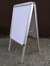 Gehwegaufsteller-Kundenstopper-Plakatständer A2 - NEU