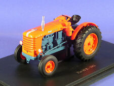 UNIVERSAL HOBBIES UH DIECAST 1/43 FIAT 80 R - 1961 - PULLING TRACTOR - 74