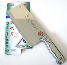6.6 inches BONE MEAT Cleaver Chef Knife SHARP DURABLE!
