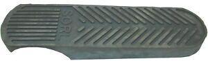Pedalgummi für Fussplattenbremsventil Bremsventil PROFILINE