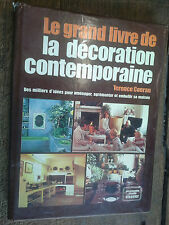 le grand livre de la décoration contemporaine Terence Conran