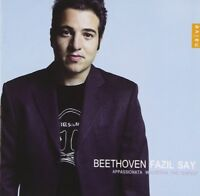 FAZIL SAY - KLAVIERSONATEN  CD NEW BEETHOVEN,LUDWIG VAN