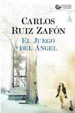 El Juego del Ángel  paperback (Spanish) by Carlos Ruiz Zafón