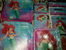 New listing Little Mermaid Birthday Party Supply Disney The Little Mermaid Ariel Party Set