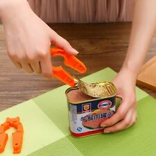 Home Tool Plastic Bottle Opener Manual Non-slip Can Opener Kitchen Gadgets
