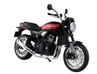 MAISTO 1/12 Finished Goods Bike Kawasaki Z900RS Candy Brown Orange w/ Tracking