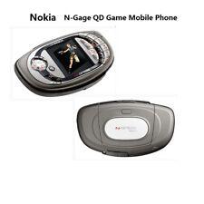 """2.1"""" 2G Unlocked Nokia N-gage QD Game Mobile Phone HIFI SMS, MMS 32-bit Original"""