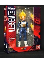 Bandai dragon ball figuarts vegeta super saiyan ss figure dragonball original