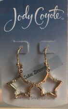 Jody Coyote Earrings JC0811 new ER447-01 Glow Collect 14kt gold plated ear wire
