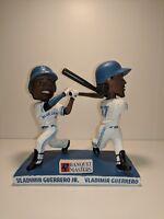 Vladimir Guerrero Jr. & Sr. Dual Bobblehead Dunedin Toronto Blue Jays SGA 6/14