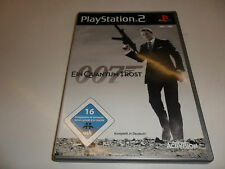 PlayStation 2 PS 2 james bond-un quantum consuelo USK-clasificación: USK a partir de 16