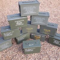 Ammo Box Ammo Can 50 Cal Grade 1 Metal Nato Box Storage Box Storage Solution