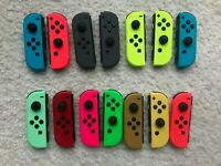 Genuine Nintendo OEM Switch Joy Con Controller Left/Right Various Colors