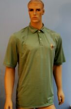 "Fairway & Green Bali Hai Golf Club Blue & Green  Polo Golf Shirt  - 46"" Chest"