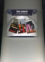 TED HEATH - SIX CLASSIC ALBUMS - 4 CDS - NEW!!