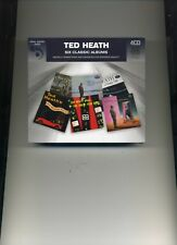 TED HEATH - SIX CLASSIC ALBUMS - 4 CDS - NEW!!