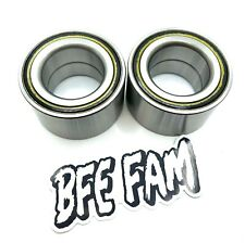2 Heavy Duty Front Rear Wheel Bearing Kit Can Am X3 Max XRS XDS Turbo All Models
