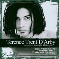 """TERENCE TRENT D'ARBY """"COLLECTIONS-BEST OF"""" CD NEW"""