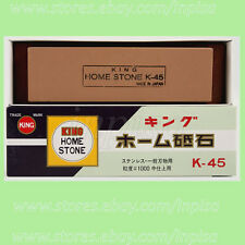 Whetstone 4 Pcs 1000 Grit Japanese King Sharpening Whetstone With Base K-45