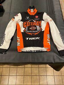 Castelli 2015 Gateway Harley Davidson Trek Cycling Softshell Jacket XXS