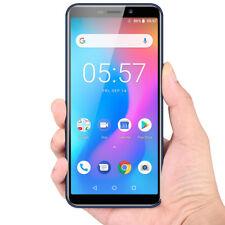 "HOMTOM C2 5.5"" 4G Smartphone Android 8.1 QuadCore 2+16GB 3000mAh Fingerprint OTG"