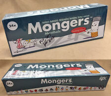 Frank Kozik SIGNED Kidrobot Mongers Menthols Full Complete Set AUTOGRAPHED