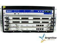 Juniper MX240 Router  RE-S-2000-4096, 2x MPC-3D-16XGE-SFPP 4x PWR-MX240-1200-AC