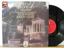 ★★ DLP - RUDOLF KEMPE - Beethoven Sinfonie Nr. 9 - HMV - Quadrophonie