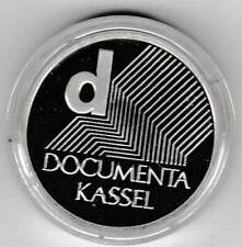 Duitsland 10 euro 2002 J Proof zilver PP: Documenta Kassel