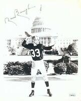Sammy Baugh Autographed 8X10 Vintage Photo Washington White House JSA DD60702
