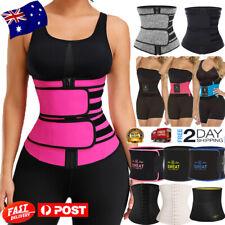 Waist Trainer Cincher Sauna Sweat Belt Sport Body Shaper Men&Women Slimming Belt