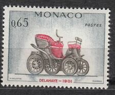TIMBRE MONACO NEUF N° 569 *  VOITURE  DELAHAYE 1901