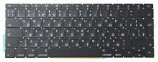 Macbook Pro Retina A1708 13 Tastatur 2016 2017 Keyboard Russisch mit Backlight