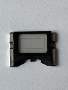 arri sr2 2.39:1 / 1.66:1 fiberscreen ground glass