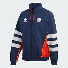Adidas Originals Mens Arsenal Trefoil Track Top navy