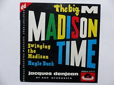 JACQUES DENJEAN The big M Madison time 21873