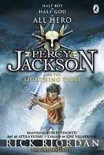 Percy Jackson and the Lightning Thief: The Graphic Novel: Book 1 Rick Riordan