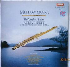 Mellow Music – the Golden Flute of Adrian Brett LP 1986