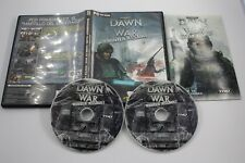 PC WARHAMMER 40000 DAWN OF WAR WINTER ASSAULT COMPLETO PAL ESPAÑA