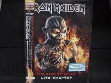 IRON MAIDEN The Book Of Souls: Live Chapter JAPAN 2CD DELUXE EDITION Samson ASAP