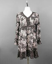 Knox Rose Women's Dress, Size S, Multicolor, 99% Polyester, 1% Other