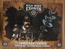 Wild West Exodus: Armoured Justice Starter Set