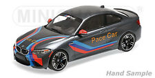 Minichamps 155026106 - BMW M2 COUPÉ - 2016 - PACE CAR L.E. 402 pcs. 1/18