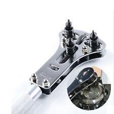 Watch Repair Tool Waterproof Screw Adjustable Case Back Opener Wrench Remover tx